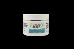 crema deodorante ascelle
