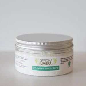 Polvere ascellare antisudore deodorante