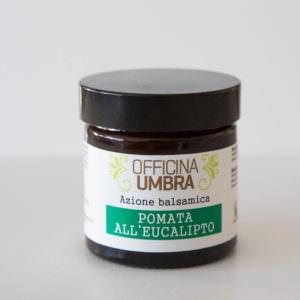 Pomata balsamica all'eucalipto