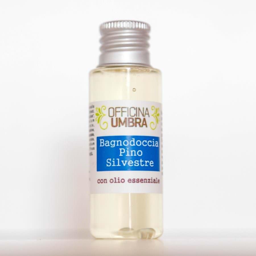 Minisize 30 ml bagno doccia al pino silvestre bioteko - Bagno alla paraffina ...