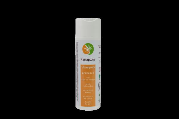 Shampoo proteico Kanapina