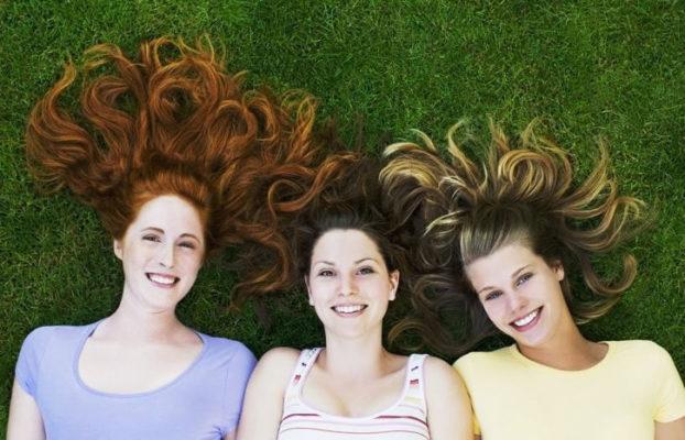 colorazione per capelli naturali