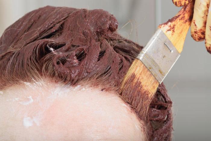 come tingere i capelli con prodotti vegetali