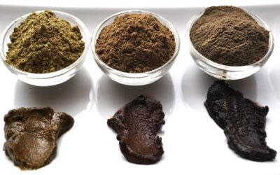 prodotti naturali per la tintura dei capelli