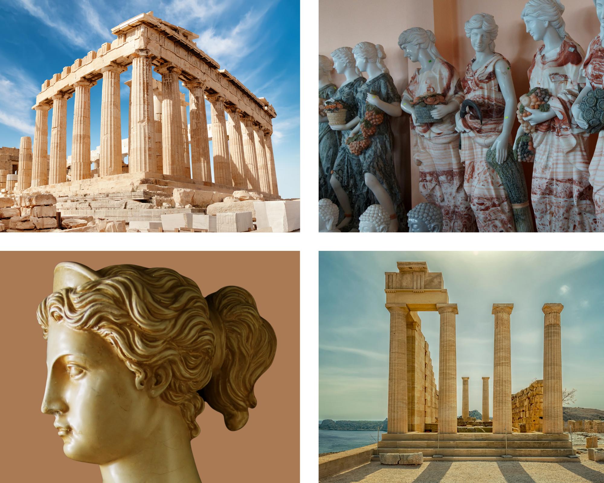 cosmesi antica Grecia